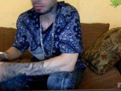 Thug feet vidz webcam solo
