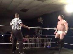 Dangerous Dan vidz vs Jon  super Thornhill Pro Wrestling