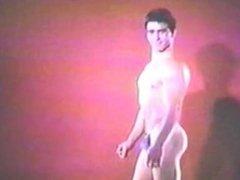 "TOP VINTAGE vidz #33 JOE  super NAPOLIE Teen gymnast prepares for ""TV #34"".NAKED"