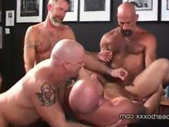 Amateur Daddy vidz Orgy