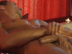 Erotic Self vidz Massage On  super Display