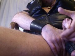 Big cock vidz loading in  super a condom