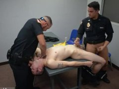 Jeremiahs young vidz police men  super hot gay sex photo two