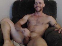 Bald guy vidz takes a  super vibrator