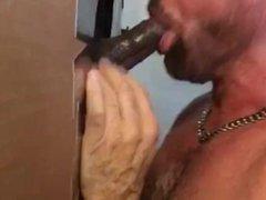 Black Dick vidz Busts 5X  super at Philadelphia Gloryholes