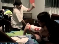 Lukes gay vidz cop spank  super both folks get some real boinking from the