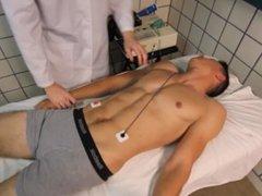 Athlete medical vidz exam goes  super wrong