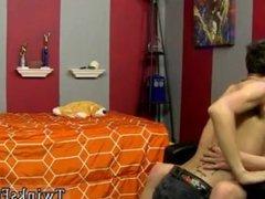 Anthony's porn vidz gay men  super kissing nipples we get a tiny