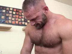 Muscle Stud vidz Samuel Colt  super and Latino Luis Valentino