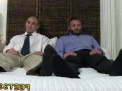 Noah-men rubbing vidz feet against  super each other and boy gay
