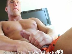 ManRoyale Kevin vidz Summers Buries  super dick in Rod Peterson