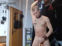 ElKurioso. Slaveboy vidz young looking  super very submissive and eager to please