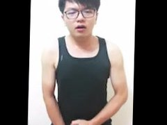 taiwanese student vidz jerks off