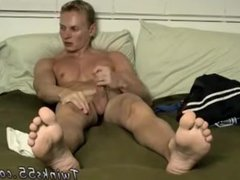 Nathan-gay hunk vidz legs in  super air and men feet sex video of
