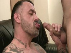 Treasure Island vidz - Tatted  super Daddy Seeds Tight Fuckboy