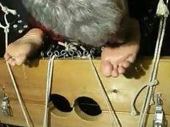 Feet lickling vidz torture
