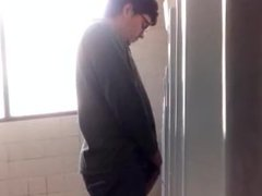 Urinal spy. vidz So fkinbig