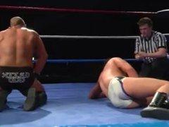 Hot Wrestling vidz Men: Gulak  super vs Greek God