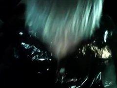 ARJANTANISIA BLACK vidz SHINY PLASTIC
