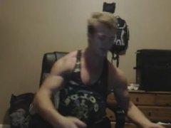 Worship My vidz Muscles and  super Serve a True Alpha - HerculesReborn
