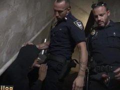 Xavier's gay vidz porn movie  super of cop sex men cops get naked