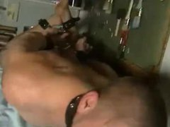 Hogtied Muscle vidz Stud