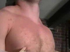 Guy Naked, vidz Pole Tied