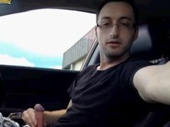 Jerkoff in vidz the CAr