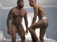 [CBC] My vidz Best Friend's  super Step Dad - Kaleb Storm Fucks Colby Jansen