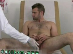 Diego's men vidz in line  super naked for physicals group hot doctor massage