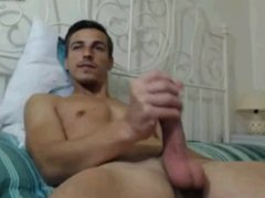 Hot stud vidz stroking