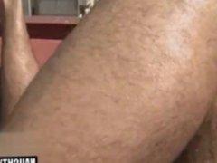 Hairy gay vidz oral sex  super with facial in Barcelona
