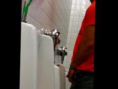 Urinal just vidz the tip