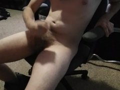20 year vidz old straight  super jerk off!