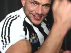Soccer Hunk vidz Exposed