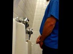Urinal Hot vidz fat dick