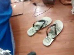 Mequeada de vidz pies