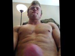 Uncut Cock vidz Gets a  super Nice Jerk Off From Young Teenager Bodybuilder - Hercules