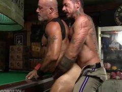 Rough Trade vidz Barbacking Pool  super Party