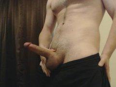 hot college vidz jock strokes  super his big dick for you