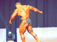 Black Muscle vidz Hunk Roelly  super Sexy Pose