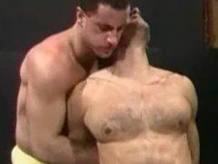 Wrestling with vidz blowjob