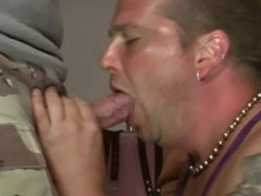ROB BROWN: vidz HOMOSEXUAL CLIP  super P2