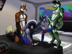 Gay Furry vidz Compilation #5