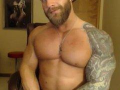 Bearded jockstrap vidz cam stud