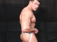 Oiled Up vidz Muscle Mind  super Control