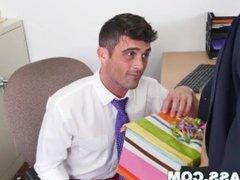 Lance's Big vidz Birthday Surprise  super on GrabAss! (xd15393)