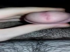 Jerking off vidz my hard  super dick part 2