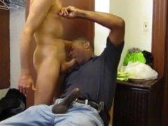 Daddy Black vidz oral sugardaddy