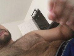 Hairy Latino vidz Cumming To  super Isabella Taylor Hot Handsome Guy Pt. 2
